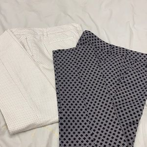 Bundle of Dalia cropped dress pants